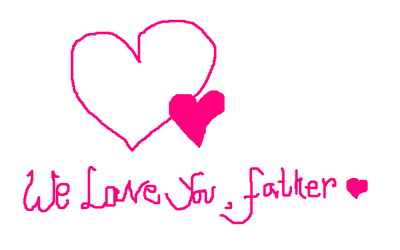 Love Daddy Pic